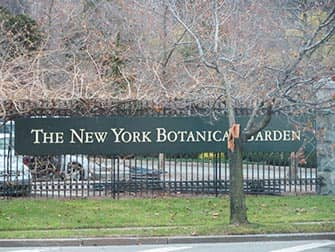 El Bronx en NYC - New York Botanical Garden