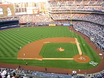 El Bronx en NYC - New York Yankees