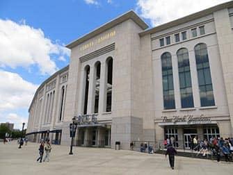 El Bronx en NYC - Yankee Stadium