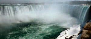 Excursion desde Nueva York a Niagara Falls en avion
