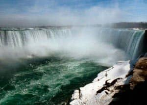 Excursion desde Nueva York a Niagara Falls en avion