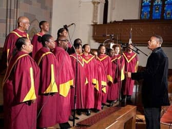 Gospel Tour en Harlem Nueva York - coro gospel