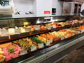 Almuerzo en Nueva York - Whole Foods