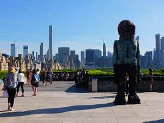 Metropolitan Museum of Art en Nueva York - Rooftop Garden