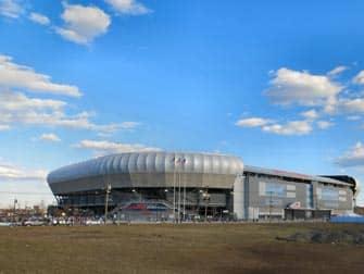 New York Red Bulls - estadio