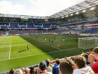 New York Red Bulls - partido de futbol