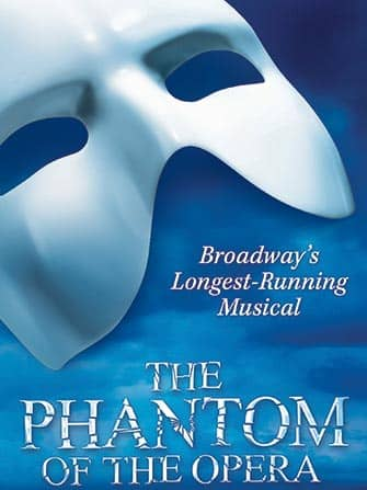 Tickets para The Phantom of the Opera en Broadway - poster