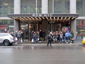 Row NYC Hotel en Nueva York