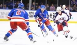 Hockey sobre hielo en Nueva York