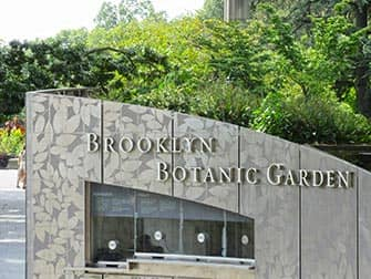 Brooklyn en NYC - Brooklyn Botanic Garden