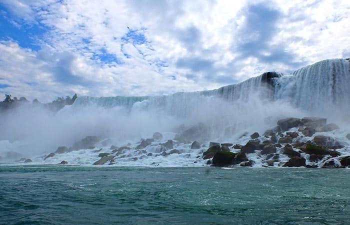 Excursion de 2 dias a Niagara Falls - Horseshoe Falls