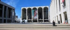Lincoln Center for the Performing Arts en Nueva York