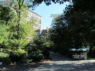 Parques en NYC - Riverside Park