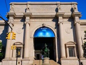 The American Museum of Natural History en Nueva York
