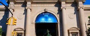 The American Museum of Natural History en Nueva York