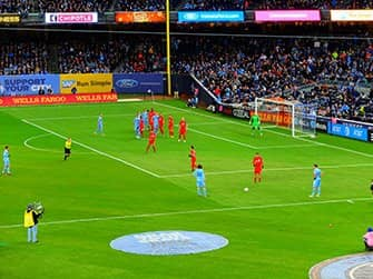 Tickets para el New York City FC - Partido