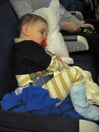 Volar con bebes a Nueva York