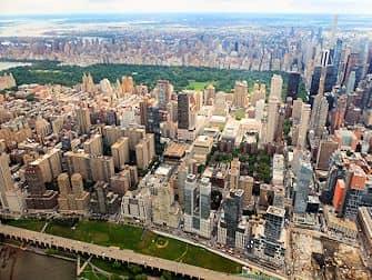 Vuelo en helicoptero por Nueva York - Central Park