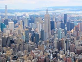Vuelo en helicoptero por Nueva York - Empire State Building