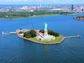Vuelo en helicóptero por Nueva York - Estatua de la Libertad
