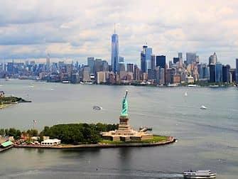 Vuelo en helicoptero por Nueva York - Estatua de la Libertad