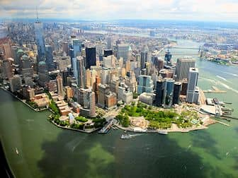 Vuelo en helicoptero por Nueva York - Skyline