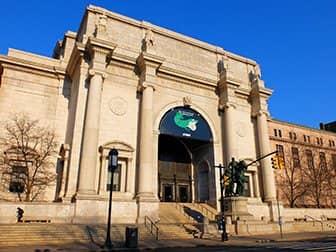 Año Nuevo en Nueva York - American Museum of Natural History