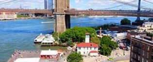 Brooklyn Bridge Park en Nueva York