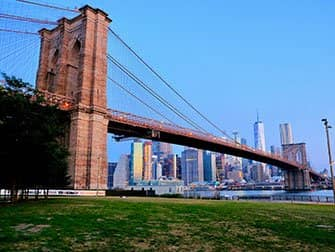 Brooklyn Bridge Park en Nueva York - Brooklyn Bridge