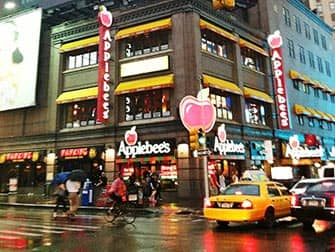 Dónde comer con niños en Nueva York - Applebees