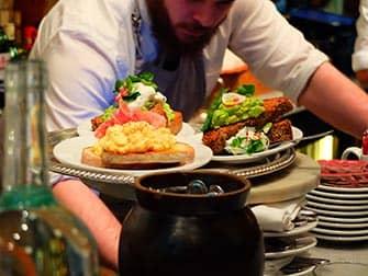 Desayunar en Nueva York - Comida en Buvette