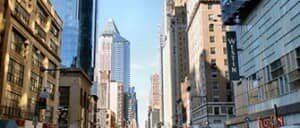 La historia de Nueva York