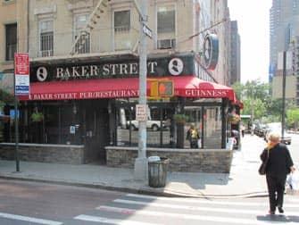 Los mejores bares para ver el futbol en Nueva York - Baker Street