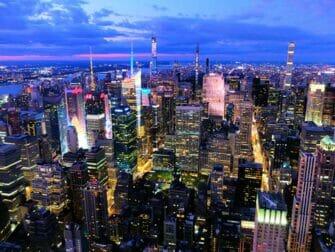Tour por Nueva York en español- Empire State Building