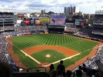 Tickets para los New York Yankees - Partido de beisbol