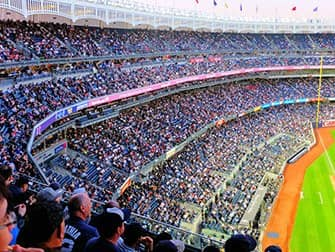 Tickets para los New York Yankees - Estadio