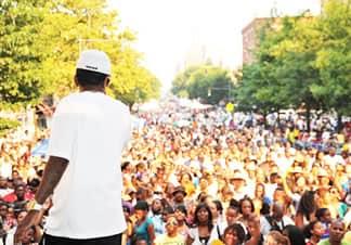 Nueva York en Agosto