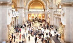 """Museos con """"precio recomendado"""" en Nueva York"""