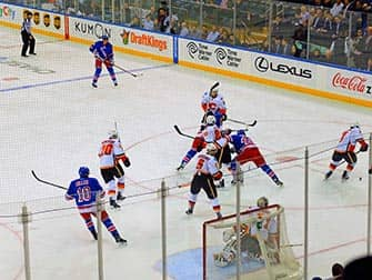 Tickets para los New York Rangers - Rangers vs Calgary Flames