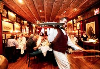 Los mejores restaurantes históricos de Nueva York