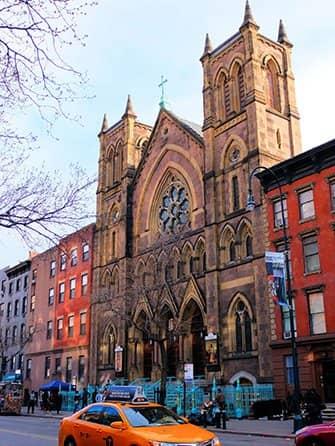 Little-Spain en Nueva York - Saint Bernard
