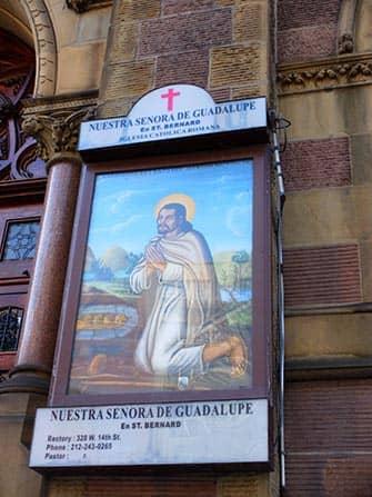 Little Spain en Nueva York - Iglesia Nuestra Senora de Guadalupe