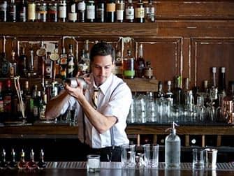 Tour por los bares secretos en Nueva York - Bebidas