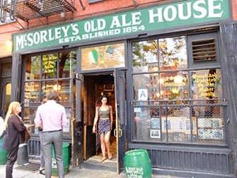 Tour por los bares secretos en Nueva York - McSorleys