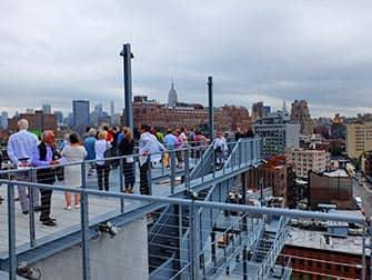 Whitney Museum en Nueva York - Azotea