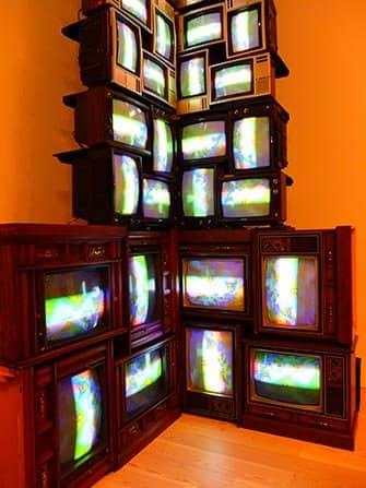 Whitney Museum en Nueva York - Nam June Paik