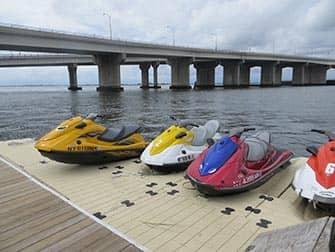 Jet ski en Nueva York - Motos acuaticas