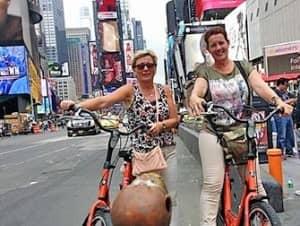 Tour en bicicleta por Manhattan