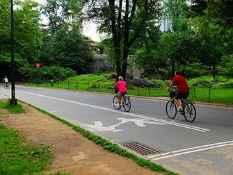 Alquiler de bicicletas en Nueva York - Pedaleando por Central Park