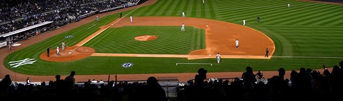 Partido de béisbol: New York Yankees